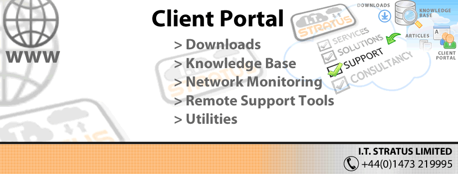 Dedicated Client Portal